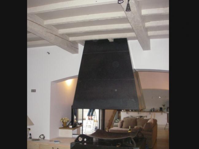 Tage bois marseille aubagne gemenos cuges aix en provence for Realisation plancher bois etage